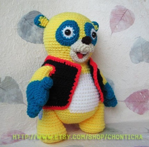 Tuto dominguero #osito #amigurumi #crochet #ganchillo #oso… | Flickr | 562x570