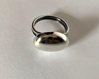 Bella's Very Elegant Sterling Casting Ring