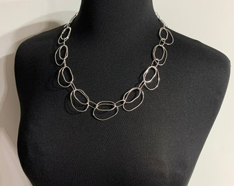 Looped  Necklace