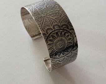 Deity Cuff Bracelet