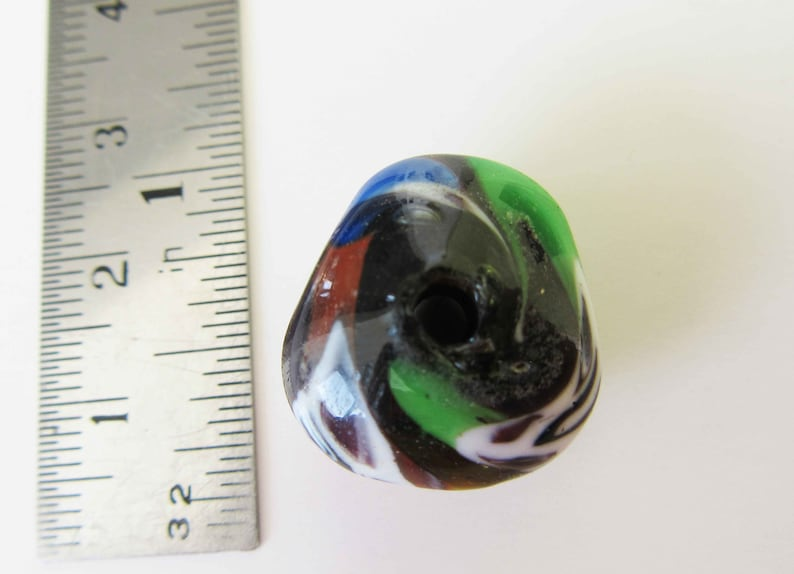 A vintage Murano glass bead very old special