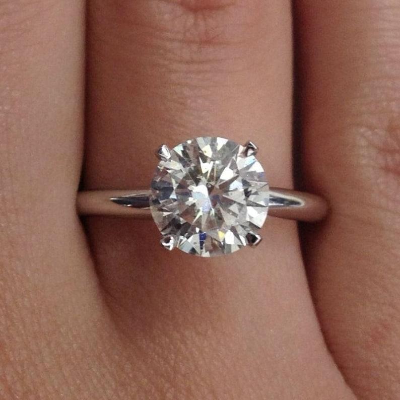 Anillo Anillo de mujer de plata 925 con 6 circonita blanco anillo de plata damas