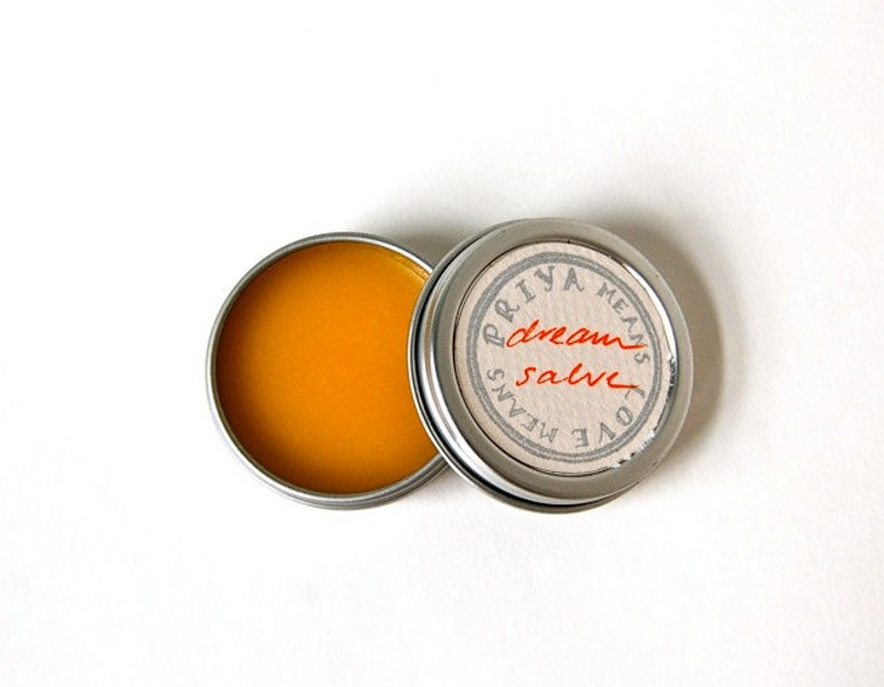 Dream Salve  orange blossom citrus and lavender salve for image 0