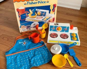 Fisher Price Kitchen Etsy
