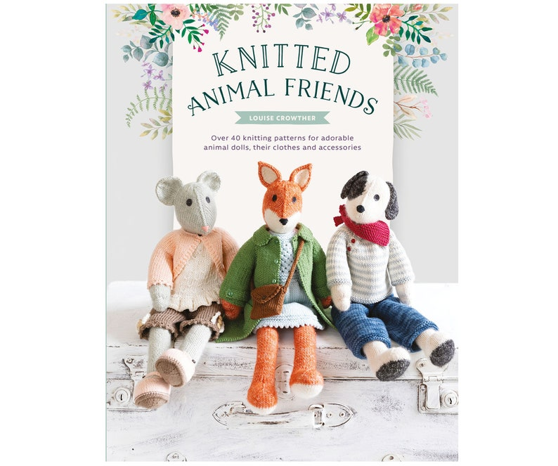 Knitted Animal Friends image 0