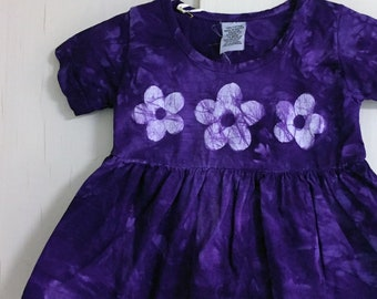 Purple Baby Dress, Flower Girls Dress, Baby Girls Dress, Baby Girls Outfit, Purple Dress, Purple Baby Gift, Baby Shower Gift (12 months)