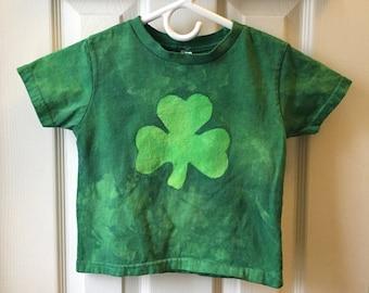 St. Patrick's Day Shirt, Shamrock Shirt, Kids St. Patrick's Day Shirt, Kids Shamrock Shirt, Irish Kids Shirt, Green Shamrock Shirt