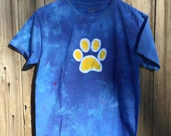 Lansing Bobcat Shirt, Lansing New York Bobcat Shirt, Lansing Central Schools, Lansing Spirit Wear, Paw Print Shirt, Lansing NY Bobcat