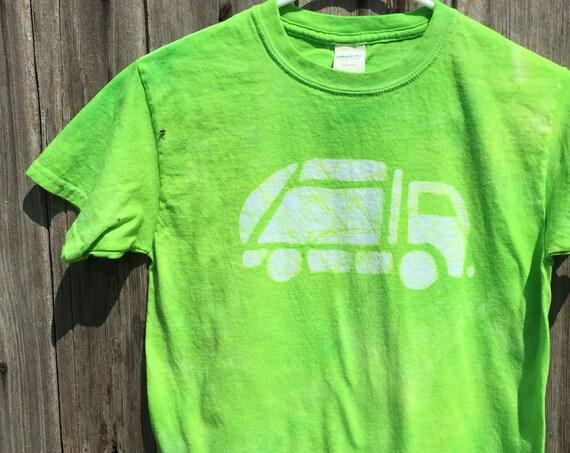 Garbage Truck Shirt, Boys Garbage Truck Shirt, Girls Garbage Truck Shirt, Kids Truck Shirt, Green Truck Shirt, Green Trash Truck Shirt (6)