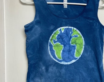 Earth Tank Top, Earth Day Tank Top, Ladies Earth Shirt, Ladies Earth Tank Top, Womens Earth Shirt, Womens Earth Tank Top, Ladies Earth Day
