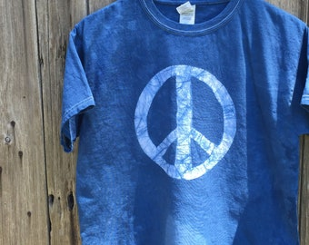 Kids Peace Sign Shirt, Blue Peace Sign Shirt, Boys Peace Sign Shirt, Girls Peace Sign Shirt, Kids Peace Shirt, Blue Peace Shirt (12)