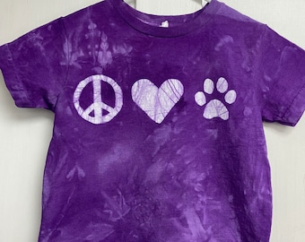 Animal Lovers Shirt, Paw Print Shirt, Cat Lovers Shirt, Dog Lovers Shirt, Kids Paw Print Shirt, Kids Dog Shirt, Kids Cat Shirt (4/5)