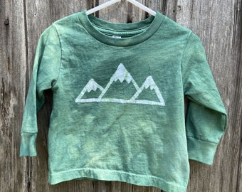 Mountain T-Shirt, Kids Mountain Shirt, Boys Mountain Shirt, Girls Mountain Shirt, Kids Hiking Shirt, Mountain Lovers Shirt, Hiker Shirt