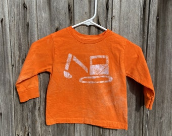 Kids Excavator Shirt, Kids Digger Shirt, Kids Truck Shirt, Boys Truck Shirt, Girls Truck Shirt, Construction Truck Shirt, Construction Shirt