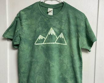 Mountain Shirt, Hiking Shirt, Mens Mountain Shirt, Womens Mountain Shirt, Gift for Hiker, Ladies Mountain Shirt, Adult Mountain T-Shirt