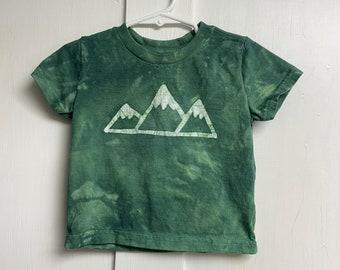 Mountain T-Shirt, Kids Mountain Shirt, Boys Mountain Shirt, Girls Mountain Shirt, Kids Hiking Shirt, Mountain Lovers Shirt, Hiker Shirt