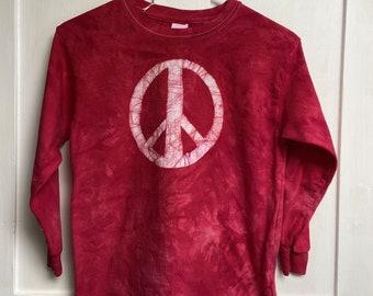 Kids Peace Sign Shirt, Kids Peace Shirt, Boys Peace Shirt, Girls Peace Shirt, Boys Peace Sign, Girls Peace Sign, Kids Shirt with Peace Sign
