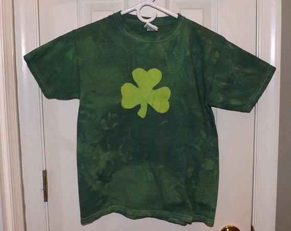 Kids Shamrock Shirt, Kids St. Patrick's Day Shirt, Boys St. Patrick's Day Shirt, Girls St. Patrick's Day Shirt, Youth Sizes 6-12