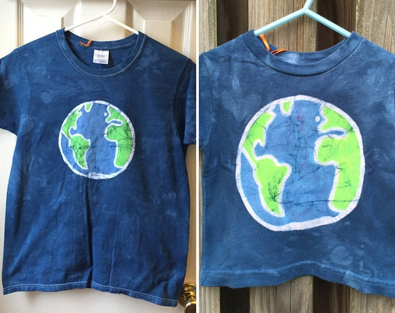 Mommy and Me Earth Day Shirts, Mommy and Me Outfits, Matching Mom and Child Shirts, Mother's Day Gift, Matching Mom and Kid Earth Shirts