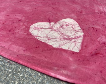 Pink Dog Scarf, Heart Dog Scarf, Dog Bandana, Valentine's Day Dog Scarf, Pink Dog Bandana, Pink Heart Scarf, Dog Bandanna, Pink Bandana