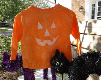 Kids Halloween Shirt, Kids Jack o Lantern Shirt, Halloween Kids Shirt, Orange Pumpkin Shirt, Kids Halloween Costume, Halloween Party Shirt