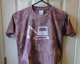 Kids Excavator Shirt, Kids Digger Shirt, Kids Truck Shirt, Boys Truck Shirt, Girls Truck Shirt, Brown Truck Shirt, Batik Truck (10)