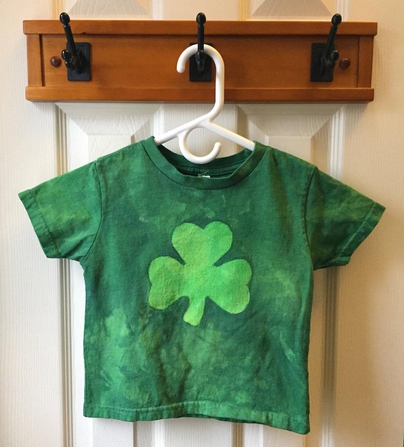 2da180dd129c St. Patrick s Day Shirt Shamrock Shirt Kids St.