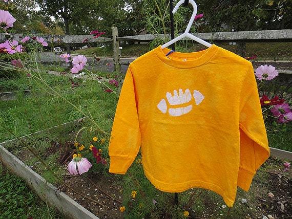 Kids Football Shirt, Yellow Football Shirt, Boys Football Shirt, Girls Football Shirt, Football Kids Shirt, Super Bowl Shirt (3T) SALE