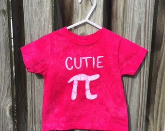 Pi Day Shirt, Kids Pi Day Shirt, Girls Pi Day Shirt, Boys Pi Day Shirt, Cutie Pi Shirt, Kids Math Shirt, Funny Kids Shirt, Kids Math Gift