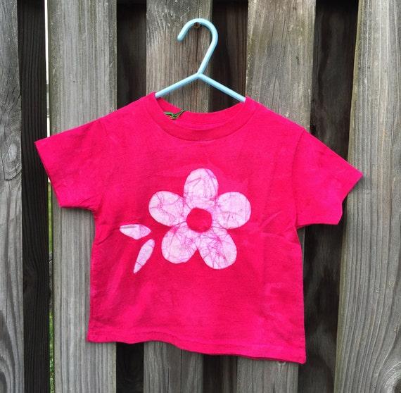 Flower Girl Shirt, Flower Girl Gift, Pink Flower Girl Shirt, Pink Flower Shirt, Girls Flower Shirt, Pink Toddler Girls Shirt (2T)