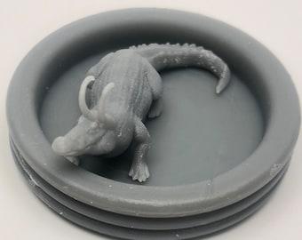 Chibi Alligator Loki Miniature