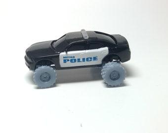 Gaslands 4x4 Lift kit for 1/64 hot wheels matchbox cars, Autokill, Car Wars