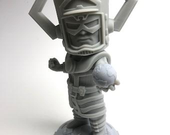 Chibi Galactus Miniature