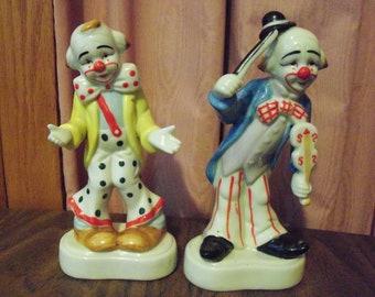 46a59b2defdc8 Clown figurines | Etsy