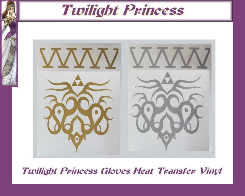 501fe1c2bd7 Legend of Zelda Twilight Princess Decals ONLY Emblem Heat