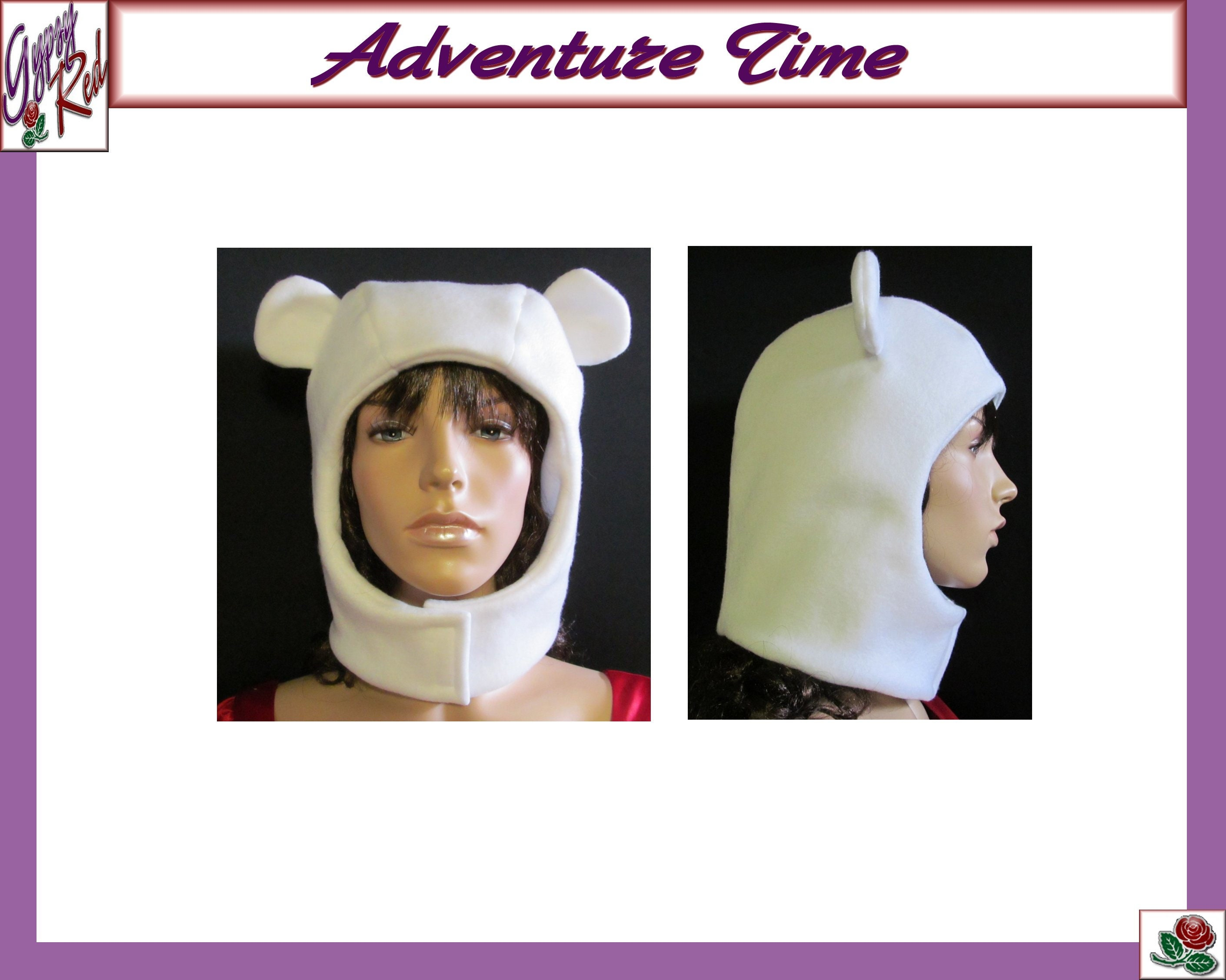 adventure time finn hat cosplay costume accessory princess | etsy