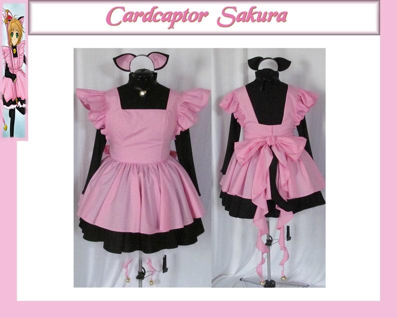 Card Captor Sakura Ring Cosplay Daily Gift USA size 8