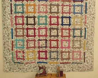 Quilt Pattern - Yankee Barn Door
