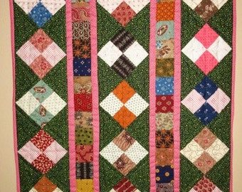 Eulalie's Doll Quilt 3rd in the Love & Valor series