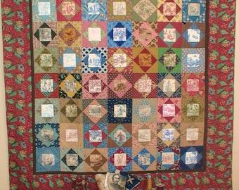 Quilt pattern - Civil War Images