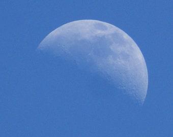 Blue Moon - 8x10 Photograph
