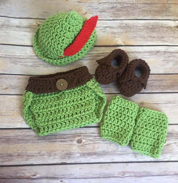 Peter Pan Hat Crochet Pattern, Instant Download, Robin Hood Hat ...