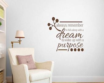 Bedroom quotes | Etsy