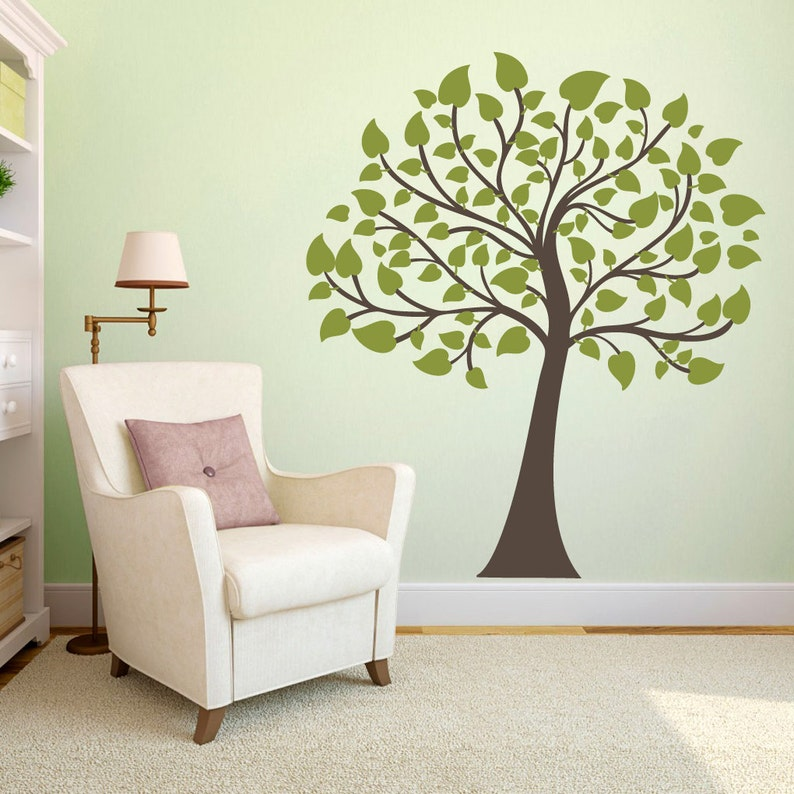 Family Tree Trees and Branches Wall Decals