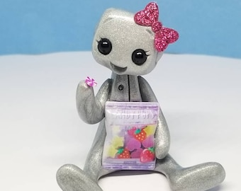 Candy Cravings Robot (Purple)