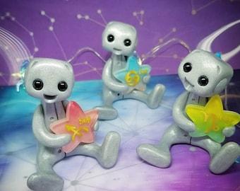 Zodiac Robot (Choose Your Sign)