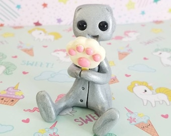 Paw-psicle Robot - Limited Edition