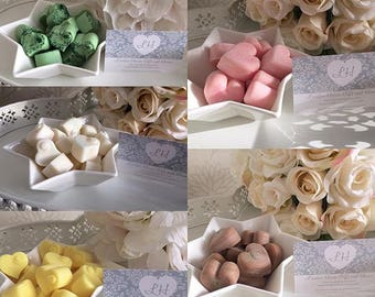 Soy Wax Melts x 10 - Choose your scents
