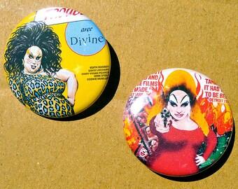 Set of 2 magnets 38 DIVINE mms