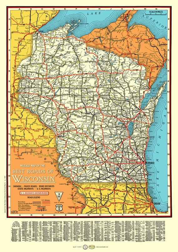 Wisconsin 1930 Best Roads Map Poster Vintage Milwaukee Lake Michigan on reading road map, kitsap road map, baraboo road map, michigan city road map, toledo road map, milwaukee county road map, park city road map, beloit road map, hudson road map, crystal lake road map, knoxville road map, eau claire county road map, waukesha county road map, madison area road map, avon lake road map, shawano county road map, wenatchee road map, lansing road map, racine county road map, irving park road map,